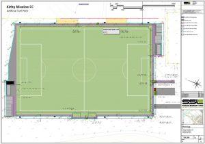 KMFC new 3G artificial pitch
