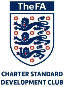 AJFC gained F.A Charter Standard Development Club in 2003
